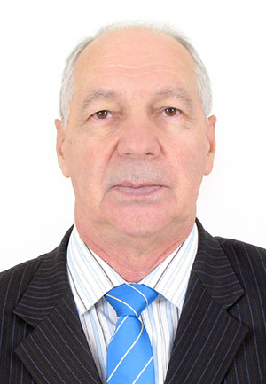 Prof. Victor Ivanovich Burenkov, DSc