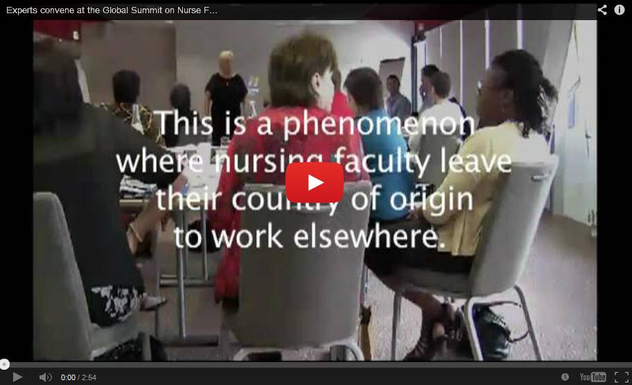 Nurse faculty migration video