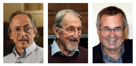 Dr. Martin Karplus, Dr. Michael Levitt and Dr. Arieh Warshel