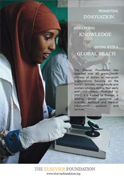 Elsevier Foundation grants