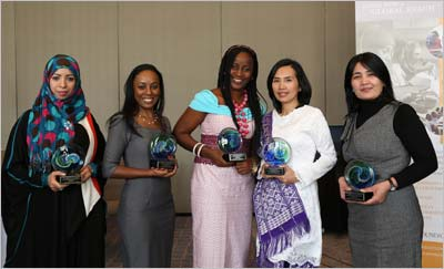 Call for nominations: Elsevier Foundation Awards for Women Scientists in the Developing World