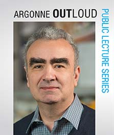 Watch online via Argonne's livestream channel