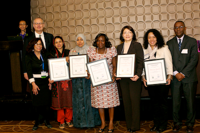 2013 Elsevier Foundation Awards for Women in Developing Countries
