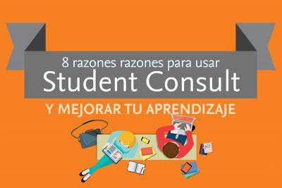 8 razones para usar Student Consult y mejorar tu aprendizaje