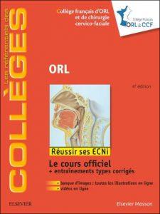 ORL par le Collège français d'ORL et de chirurgie cervico-faciale