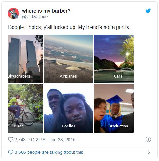 Twitter image - Google Photo platform