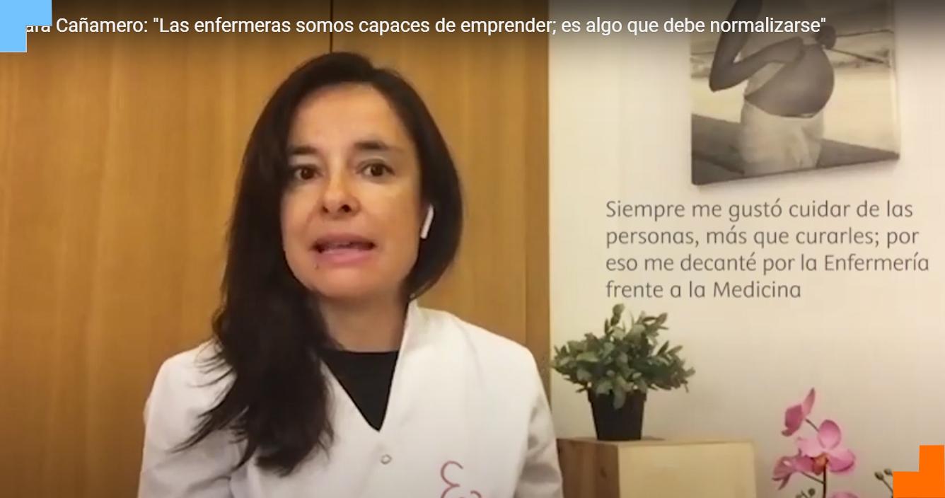 Sara Cañamero: