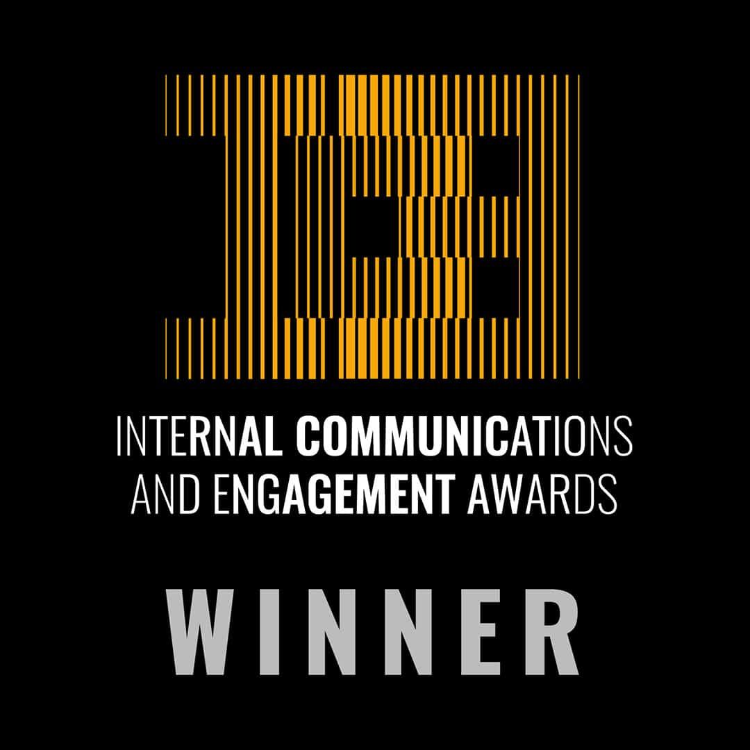 2020 Internal Communications and Engagement Award