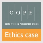COPE Ethics case