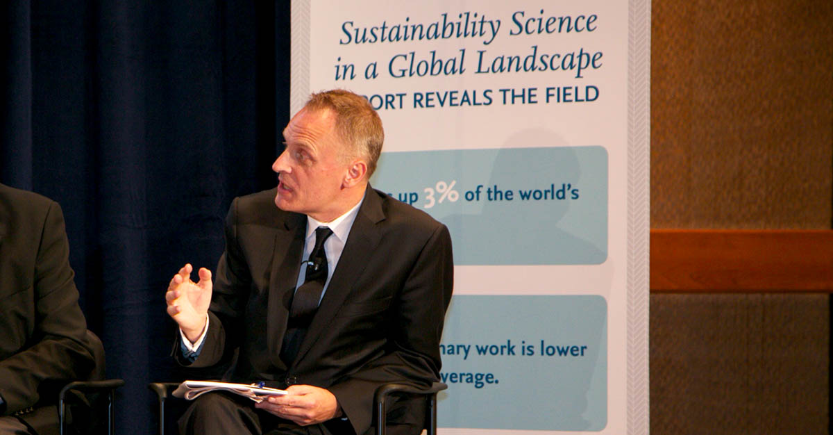 Richard_Horton_on_Elsevier_sustainability_panel