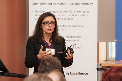 Juliana Friere, PhD (Photo by Nathalie Schueller)