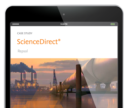 How ScienceDirect knowledge is vital for success at Repsol - ScienceDirect | Elsevier Solutions