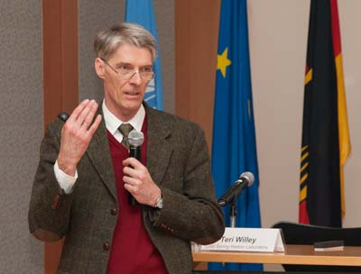 Mark Ebers, PhD, Professor of Business Administration, Corporate Development and Organization at the University of Cologne