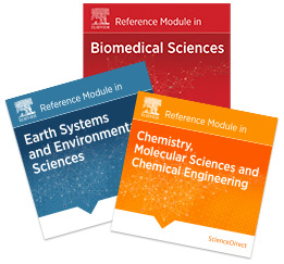 Reference Modules on ScienceDirect