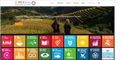 SDG Resource Centre sheds light on sustainable development