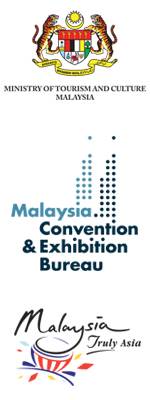 Ministry of Tourism and Culture Malaysia, MyCEB, Campaign logo