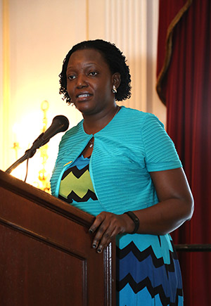 Etheldreda (Ethel) Nakimuli‐Mpungu, PhD, Senior Lecturer and Psychiatric Epidemiologist at Makerere University College of Health Sciences in Kampala, Uganda