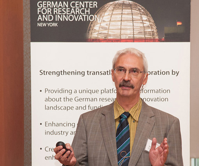 Gerhard Weikum, PhD (Photo by Nathalie Schueller)