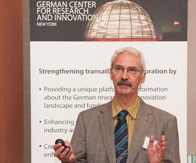 Gerhard Weikum, PhD (Photo by Nathalie Schueller)