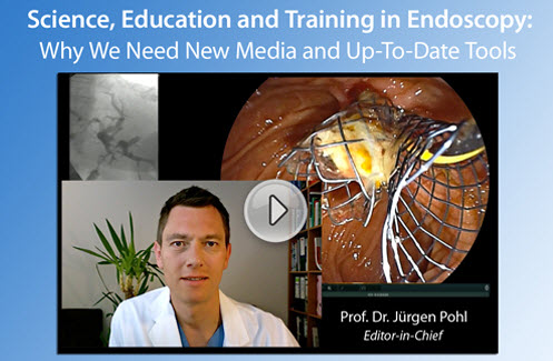 Watch an introductory video with Editor-in-Chief Jurgen Pohl, MD, PhD