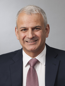 Elsevier CEO Ron Mobed