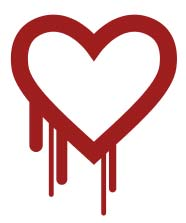 The Codenomicon security company gave Heartbleed its name and logo to raise public awareness.
