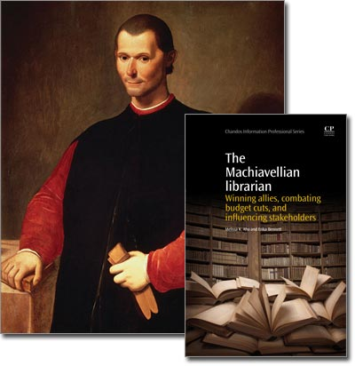 Seven (serious) networking tips from The Machiavellian Librarian