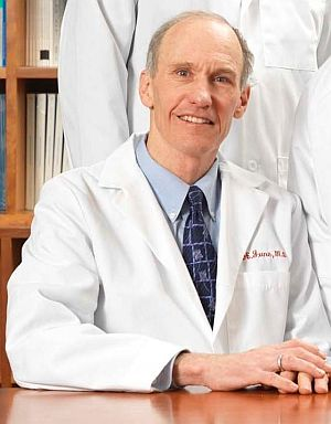 <a href='http://www.med.upenn.edu/apps/faculty/index.php/g275/p2328' target='_blank'>Carl June, MD</a>, is a professor of pathology and laboratory medicine and program director for translational research at the Abramson Family Cancer Research Institute at Penn. (Photo courtesy
