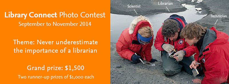 Library Connect Photo Contest