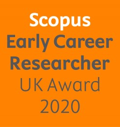 The Scopus Early Career Researcher Award