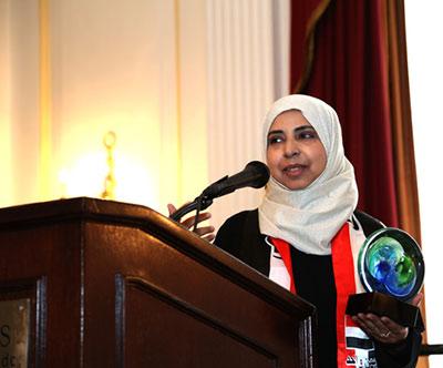 Prof. Ghanya Naji Mohammed Al-Naqeb, PhD, Yemen