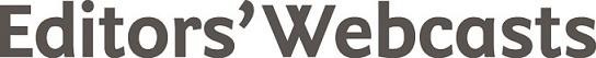 editors webcasts