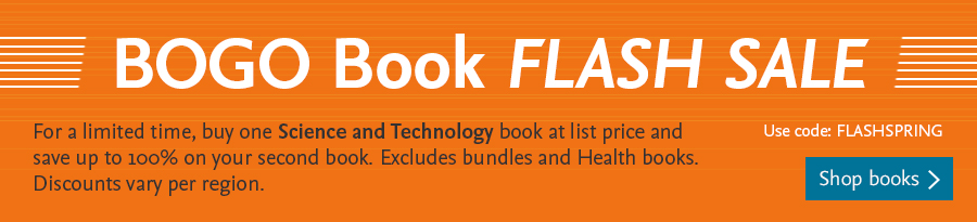 Science and Technology Book Flash Sale