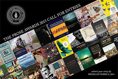 PROSE Awards header 2015