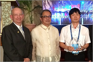 Asia-Pacific scientists recognized for work on climatic challenges