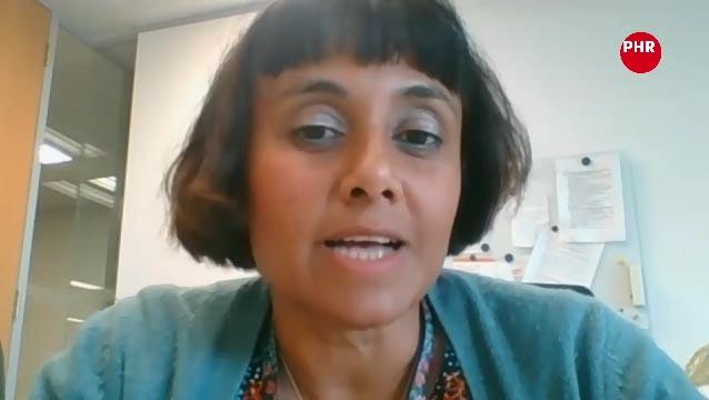 Pam Das, PhD, Senior Executive Editor, <em>The Lancet</em>