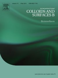 Colloids and Surfaces B