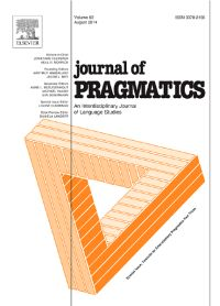 Journal of Pragmatics