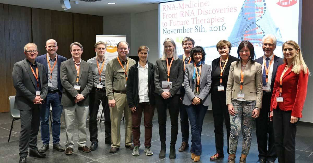 Berlin Translational Dialogue spotlights global RNA-medicine initiatives and biotechs
