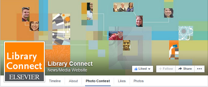 Library Connect Facebook page