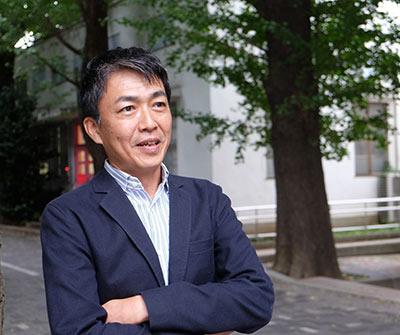 Masashi Shirabe, PhD (All photos by Yoshiko Kakita)