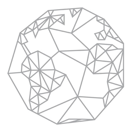 Grey globe illustration - Advance you science, Scopus | Elsevier