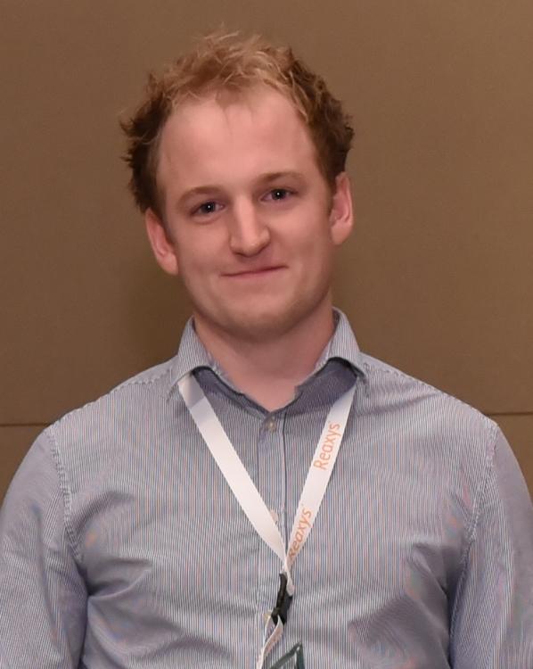 Portrait of Andrew Jupp | Elsevier