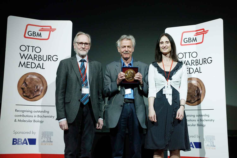 2014 Otto Warburg Medal