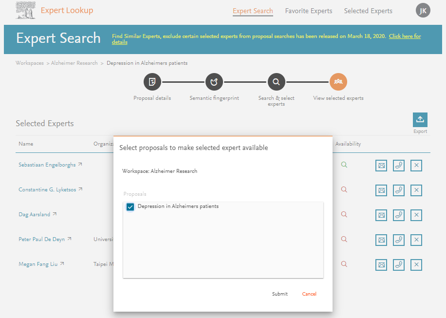 Expert Search - Expert Lookup   Elsevier