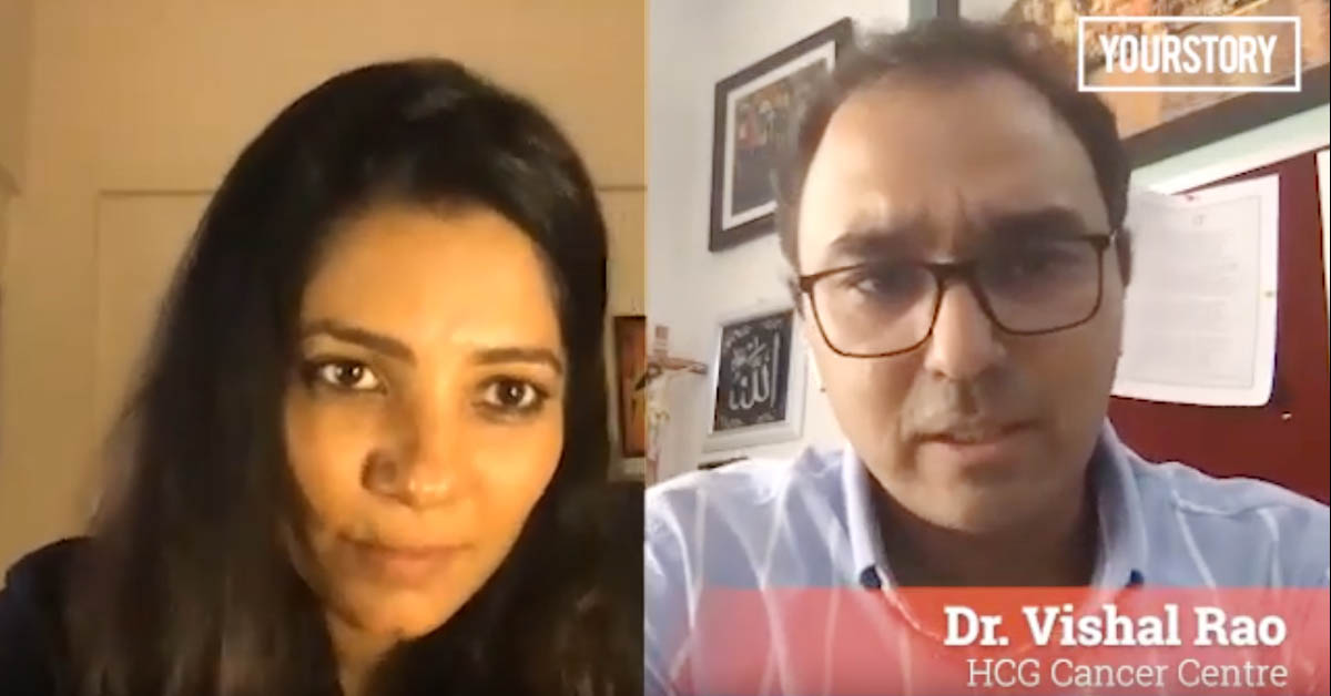 Shradha Sharma interviews Vishal Rao on YourStory