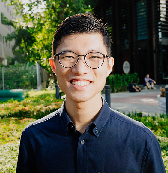 Aaron Goh is a medical student at Lee Kong Chian School of Medicine in Singapore.