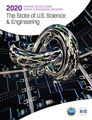 The State of US Science & Engineering 2020 cover