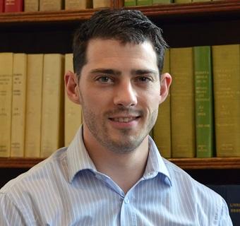 Dr. Nicholas Chilton portrait