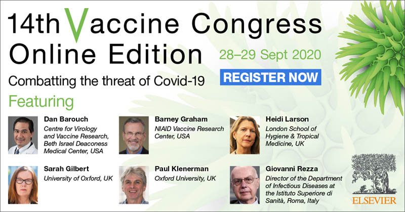 14th Vaccine Congress Online Edition